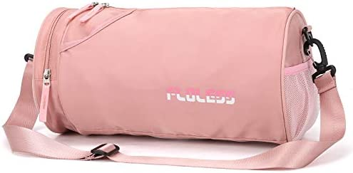 Small Sports Gym Bag for Women with Wet Pocket Waterproof Workout Bags for Gym Women Exercise product image