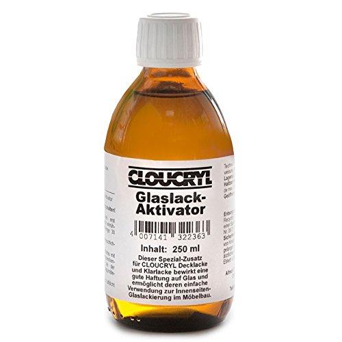 CLOU Glaslack-Aktivator 0,25 Liter