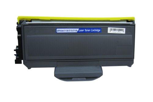 Compatible Brother TN-2120 TN-2125 TN-2150 Cartucho Toner Compatible para MFC-7840-W, MFC-7440-N, MFC-7320, DCP-7045-N, DCP-7040, DCP-7030, HL-2170-W, HL-2150-N, HL-2140, TN-2110 toner tinta laser impresora impressora © 123 Cartucho