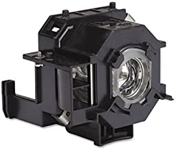 Epson - ELPLP41 Replacement Projector Lamp for PowerLite S5/77c V13H010L41 (DMi EA