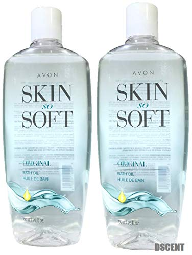 Avon Skin So Soft Original, 25 oz (Pack of 2)
