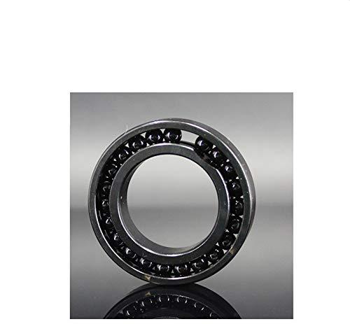 YINGJUN-DRESS Rodamientos de precisión 6317 rodamientos de Alta Temperatura de 500 Grados centígrados 85x180x41mm Los rodamientos de Bola (1 Unidad)