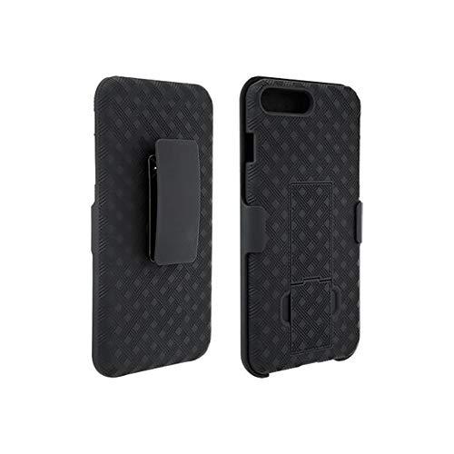 Verizon Shell Holster Case Combo for iPhone 6 Plus, Black