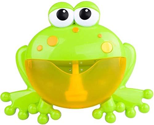 Aoyo Cartoon Music Non Toxique Machine Bubble-soufflage de Bain for Enfants Soap Bubble Maker Baignoire bébé Jouets for Le Bain