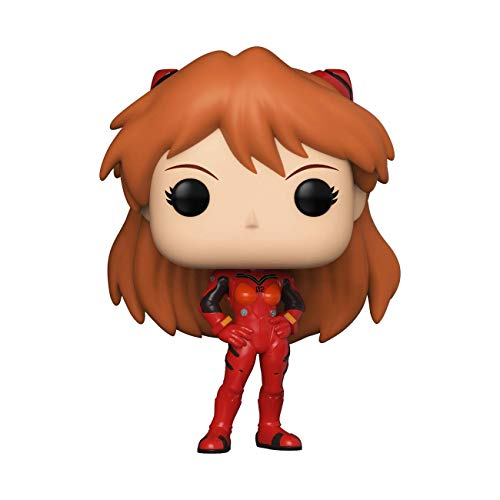 Funko- Pop Animation: Evangelion-Asuka Langly Soryu Neon Genesis Collectible Toy, Multicolor (45120)