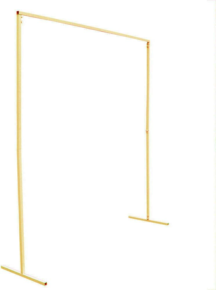Square Arch Wedding Backdrop High order Stand Max 65% OFF 22M Iron B Wrought 6.566.56FT