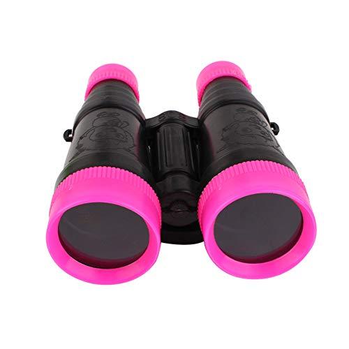 Mini Binoculars Kid Compact Folding Binoculars Portable Telescope Fully Coached for Bird Watching, Hiking, Safari Sightseeing, Sports Events Random Color