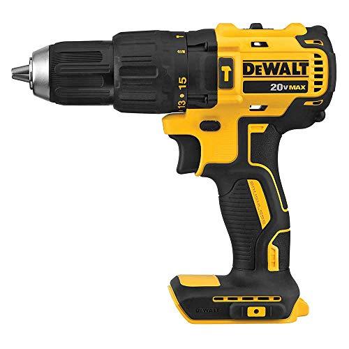 DeWALT DCD778B 20V MAX Cordless Brushless Compact Hammer Drill - Bare Tool