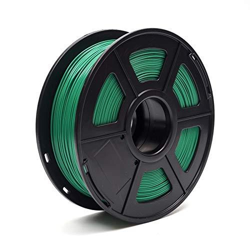 XPOXx 3D-Druckerfilament ABS 1,75mm 1kg / 2.2lb ABS-Kunststoff-Verbrauchsmaterial Material für 3D-Drucker- und 3D-Stift-ABS-Filament PLA-Filament (Color : 2)