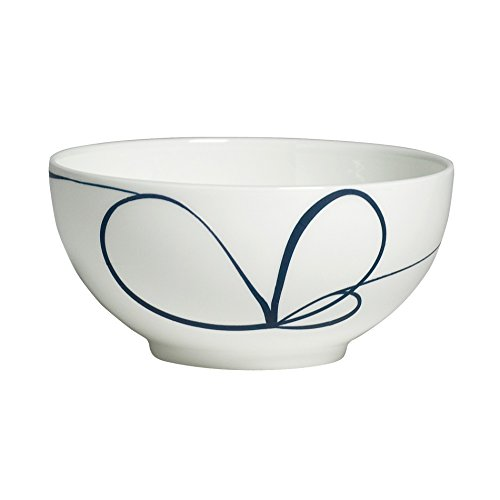 Wedgwood Glisse Cereal Bowl, White