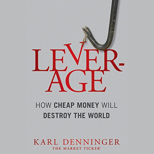 Leverage audiobook cover art