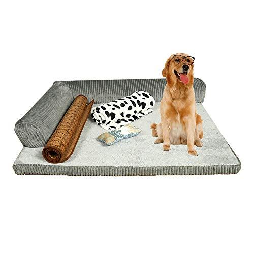 MAILESPET Sofás y sillas para Perros Cama ortopédica para