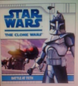 Star Wars The Clone Wars TV Series  Battle at Teth