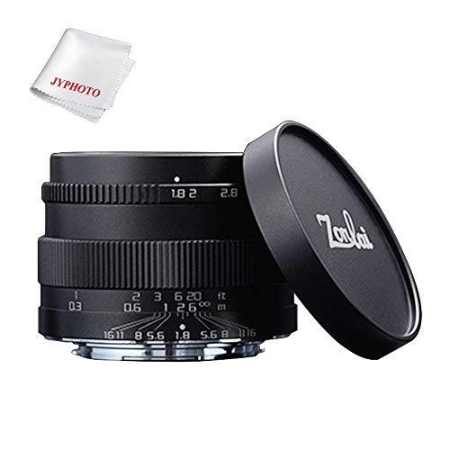 Zonlai 22mm f1.8APS-C grandangolare manuale obiettivo fisso per fotocamere FUJI x Mount like x-a10X-A1x-a2x-a3x-at XM2X-M1X-T1x-t10x-t2x-t20X-Pro1X-Pro1X-E1X-E2x-e2s x-e3