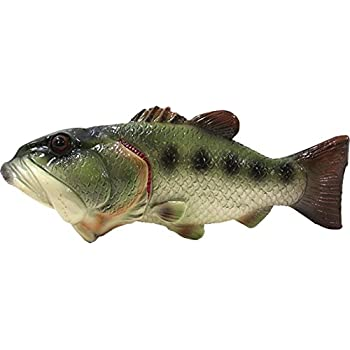 Bass Fish Shape Beer Bottle Opener Fishing Lure Opener Fishing Creative Gift Angler Gift Weihe Fishing . Green
