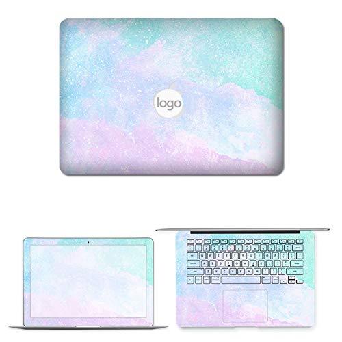 HUATULAI Laptop skin Pvc Notebook Decal Covers Mac Decal For Macbook Air Pro Retina 11' 12' 13' 15 A1278 A1932 A1466 Laptop Skin Sticker