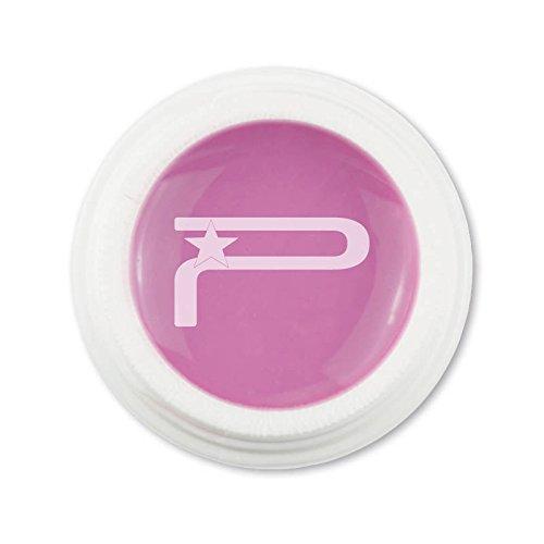 Gel UV rosa Candy Color 5ml reconstrucción uñas Media consistenza Número 63