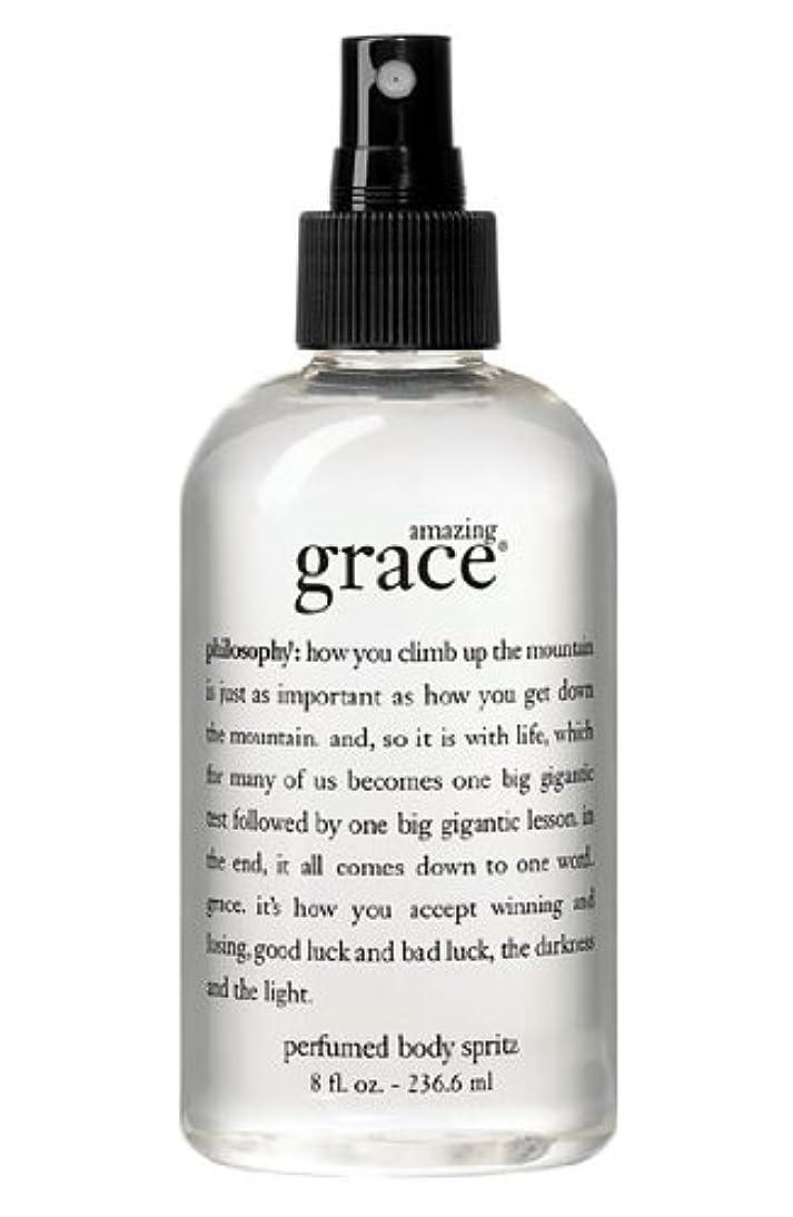 墓地滝食用amazing grace perfumed body spritz (アメイジング グレイス パフュームドボディースプリッツ) 8.0 oz (240ml) for Women