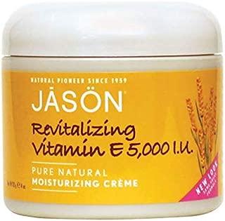 Revitalizing Vitamin E 5,000 Iu Moisturizing Creme 5,000 Iu 4 Ounce (113 Grams) Cream