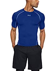 Under Armour UA HeatGear Short Sleeve Maglietta Uomo