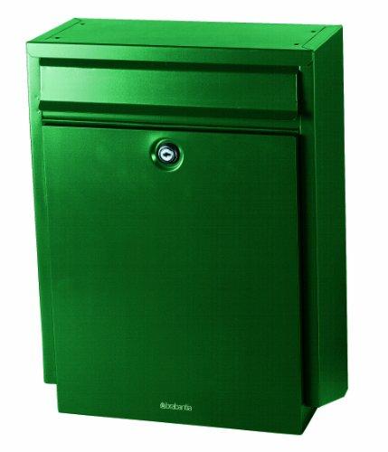 Brabantia 612046 Briefkasten B 100 grün