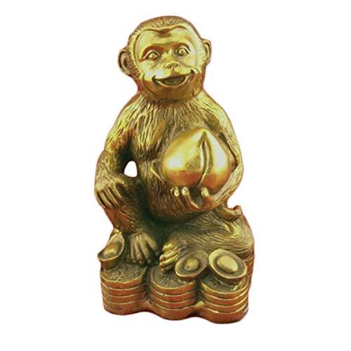 LAOJUNLU Chinese sterrenbeelden koperen aap ornamenten Chinese traditionele ornamenten