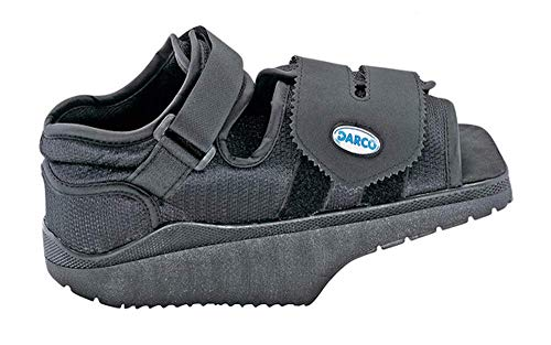 Darco Orthowedge 091233964, zapato médico, talla XL, color negro