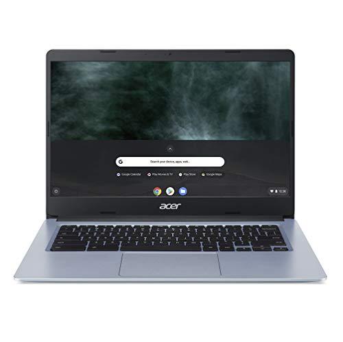 Acer Chromebook 314 CB314-H - (Intel Celeron N4000, 4GB RAM, 32GB eMMC, 14-Inch HD Display, Chrome OS, Silver)