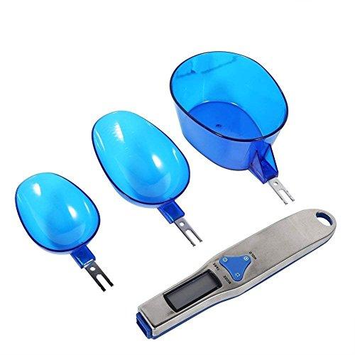 Yosoo Elektronische lepel LCD Digita display nauwkeurige keuken laboratorium gram gewicht schaal