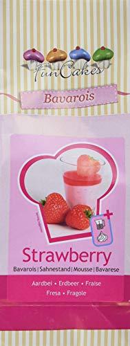 FunCakes Mix für Sahnestand -Erdbeere, 1 Pack ( 150 g)