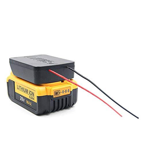 Battery Adapter for DeWALT 20v Max 18v Dock Power