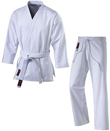 Pro Touch Jungen Kumite Karateanzug, Weiß, 120