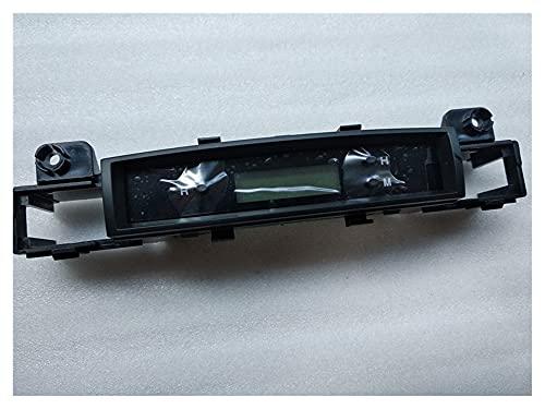 Reunion Ajuste para Hyundai Accent 2008 2009 2010 2011 Reloj digital, reloj electrónico, interruptor de doble flash, conjunto de interruptores de calefacción (Color Name : 6PCS T300 T500 Heads)