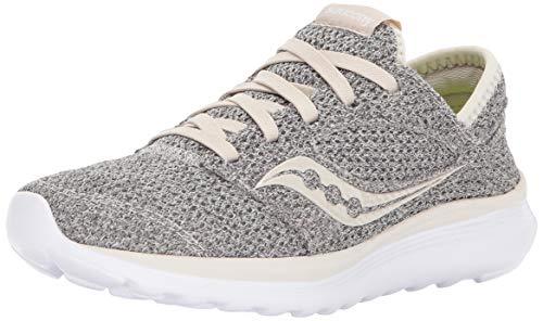 Saucony Women's Kineta Relay Running Shoe, Beige, 5 Medium US