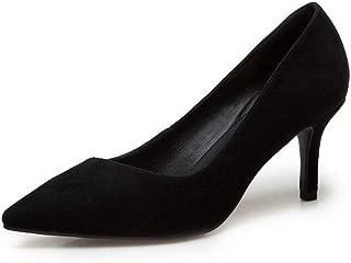 BalaMasa Womens Dance-Ballroom Pumps-Shoes Dress Urethane Pumps Shoes APL11162