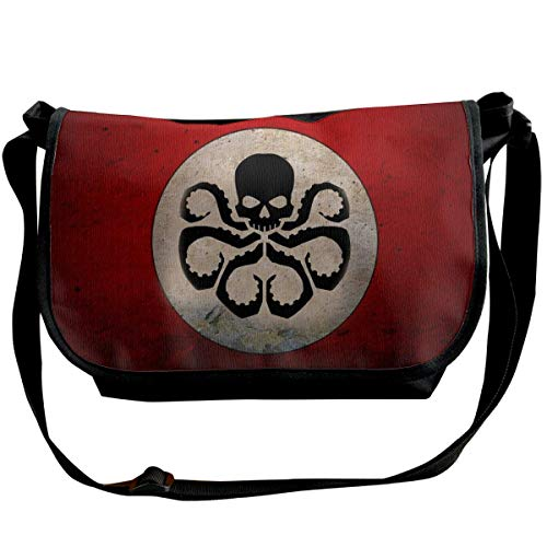 JONINOT Hydra Shoulder Bags Crossbody Business Slim Commute Travel Out-Going Cosmetics Sling Bag
