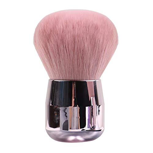 NZQHZS Brosses Douces et Fines Lisses Outil de beauté de beauté pinceaux de Maquillage Portable Champignon Rose (Color : B)
