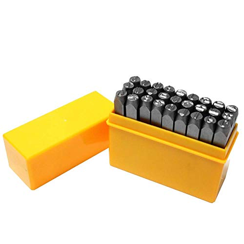 Cablematic – set met 27 scharen voor letters, 6 mm, gereedschap accessoires