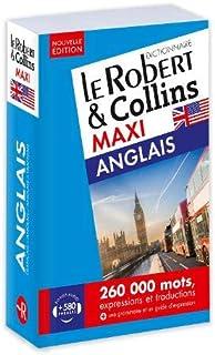 Robert et Collins Maxi Anglais
