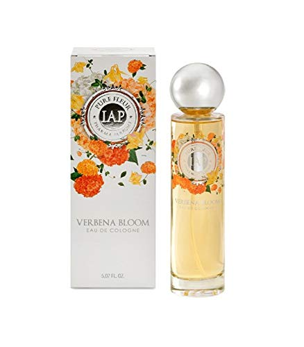 iap PHARMA PARFUMS Pure Fleure Verbena Bloom - Agua de colonia para mujeres - 150 ml