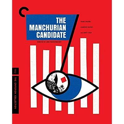 the manchurian candidate blu ray