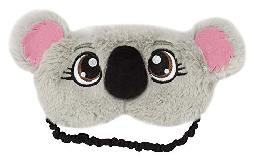 FRINGOO® Sleeping Mask Plush Sof...