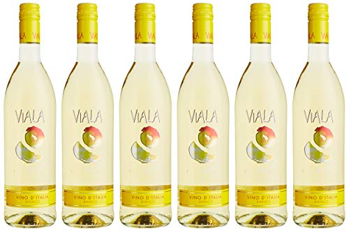 Viala Sweet Blanc Italien Weißwein (6 x 0.75 l)