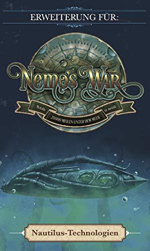 Nemo's War - Nautilus-Technologien [Erweiterung]