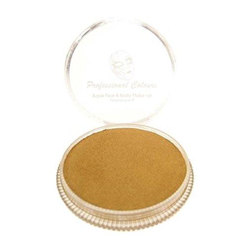 AQUA - Maquillage doré 30g