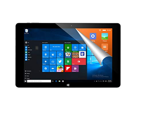 "ALLDOCUBE iwork10 Pro 2 in 1 Tablet PC, Pantalla IPS 10.1"" 1920x1200, Windows 10 + Android 5.1, Intel Atom X5 Z8330 Quad Core, 4GB RAM 64GB ROM, Soporte de Salida HDMI, Color Negro"