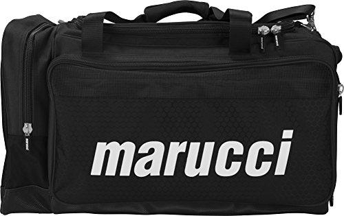 Marucci Team Duffel Bag, Black