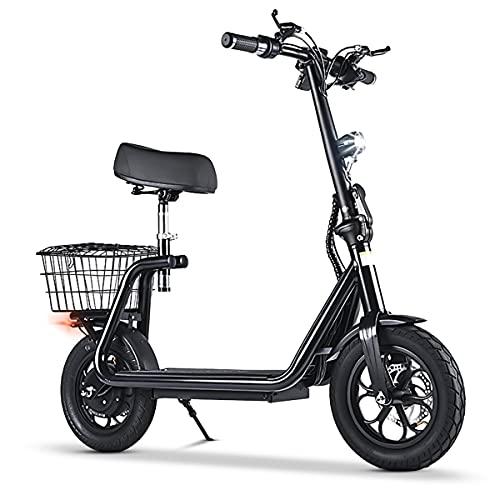 HUABANCHE Electric ScootersAdults,40KMLong Range, 500WMotor, 45...