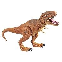 (Toy) - Jurassic World Stomp and Strike Tyrannosaurus Rex Animal Figure