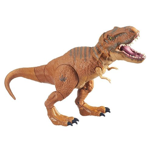 Hasbro B2875EU4 Jurassic World Stampf-Action T-Rex